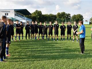 U Ludbregu započeo Ljetni kamp reprezentacija U-15 i U-16