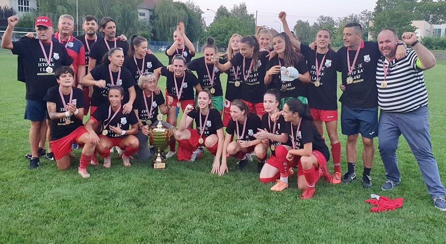 Splićanke obranile naslov prvakinja Hrvatske
