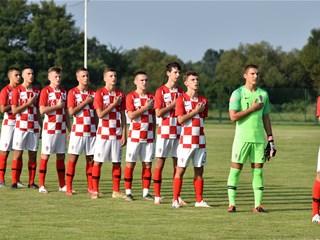 Hrvatska U-17 remizirala sa Slovačkom