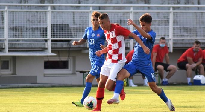 Hrvatska U-17 na Srbiju, Bugarsku i Lihtenštajn