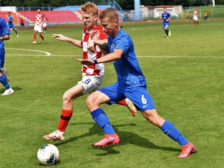 Slovaci minimalno svladali Hrvatsku U-17