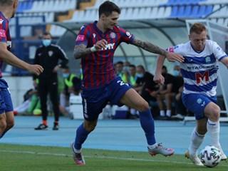 Video: Hajduk slavio kod Osijeka, zadržao korak s Dinamom i Goricom