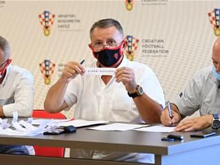 Video: Ždrijeb pretkola novog izdanja Hrvatskog kupa