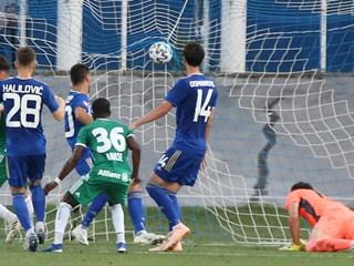 Dinamo slavio na jedanaesterce, Lokomotiva seli u Europsku ligu