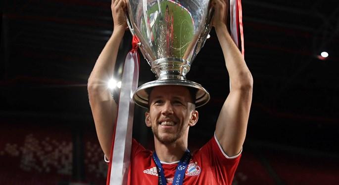 Perišić i Brozović u europskim finalima#Perišić wins Champions League with Bayern