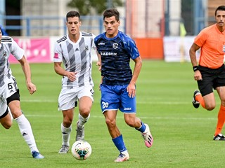 Video: Dinamo pobijedio Osijek za ostanak na vrhu, remi Varaždina s Lokomotivom