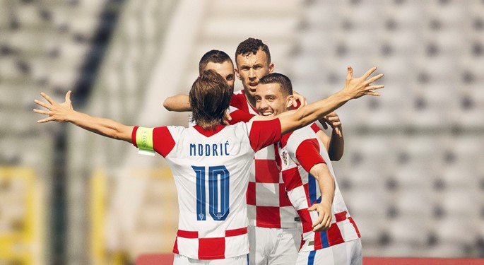 Novi dresovi za nove uspjehe Hrvatske