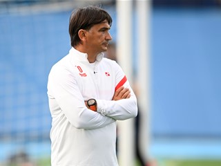 """Dalić: """"A tough group with opponents we have a lot of respect for"""""""
