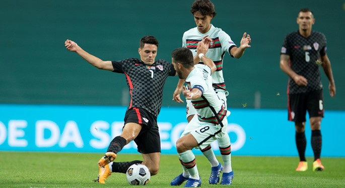 Defending champions Portugal overcome Croatia again