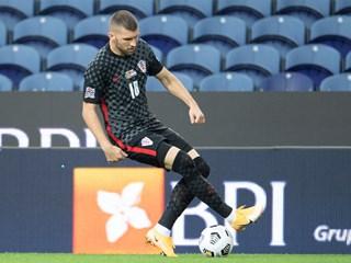 Ante Rebić zbog iščašenja lakta propušta utakmice Vatrenih u listopadu