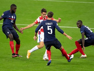 France repeats 4:2 win over Croatia