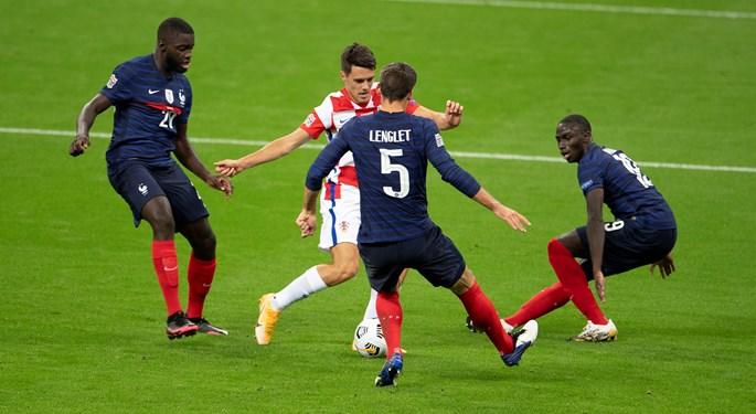 Repriza finala, repriza rezultata: Francuska u Parizu svladala Hrvatsku