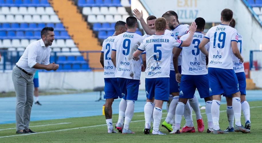 Video: Dinamu derbi s Hajdukom, pobjednički start Bjelice protiv Rijeke
