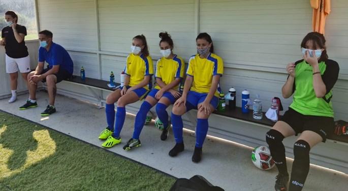 Nastavak selektivnih aktivnosti dječaka i djevojčica u nogometnim središtima HNS-a