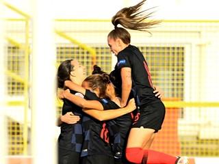 Video: Hrvatice u dvoboju sa Švicarskom osvojile vrijedan bod