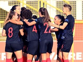 Odlične Hrvatice do boda protiv Švicarske