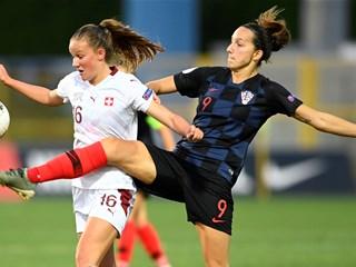 Ivana Rudelić: Remi sa Švicarkama veliki je poticaj