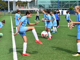 The HNS invests significant funds into women's football