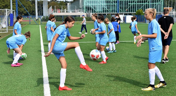 Značajna ulaganja HNS-a u ženski nogomet