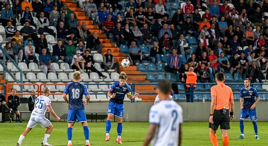 Video: Žaper osigurao Osijeku sva tri boda u Varaždinu