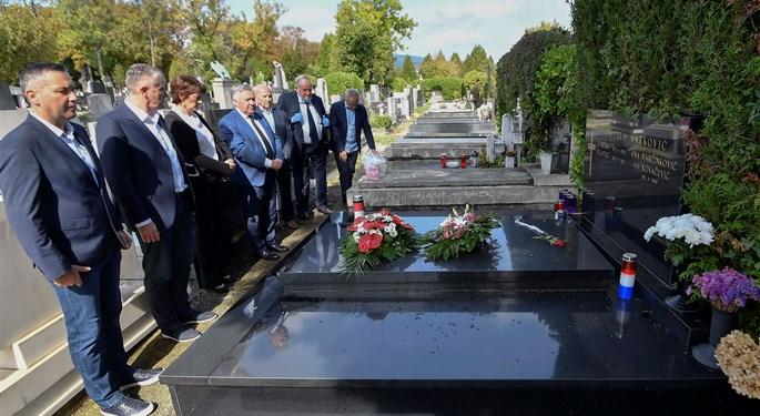 Počast velikanima hrvatskog nogometa