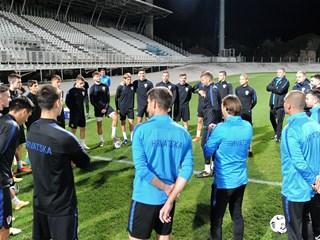 Bišćan objavio popis igrača za završetak kvalifikacija