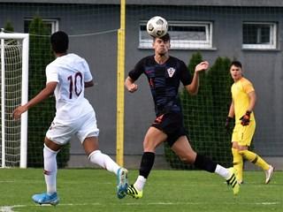 Raspoložena Hrvatska U-19 uvjerljivo pobijedila Katar