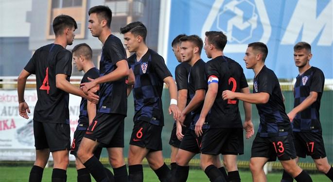 Veliki povratak Hrvatske U-19 protiv Slovenije