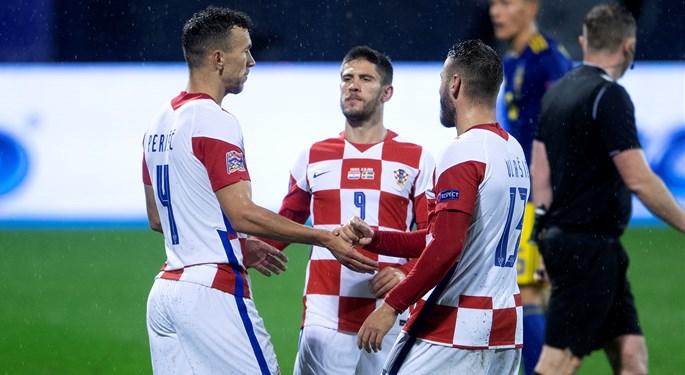 Vlašić and Kramarić break Swedish resistance in Zagreb