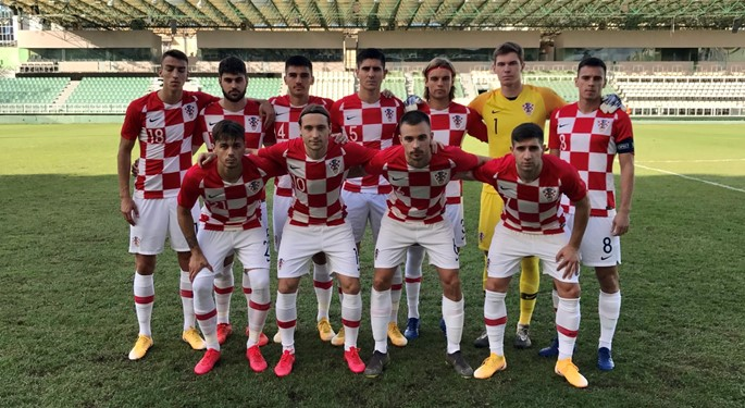 Video: Majer osigurao Hrvatskoj U-21 tri vrijedna boda u Grčkoj