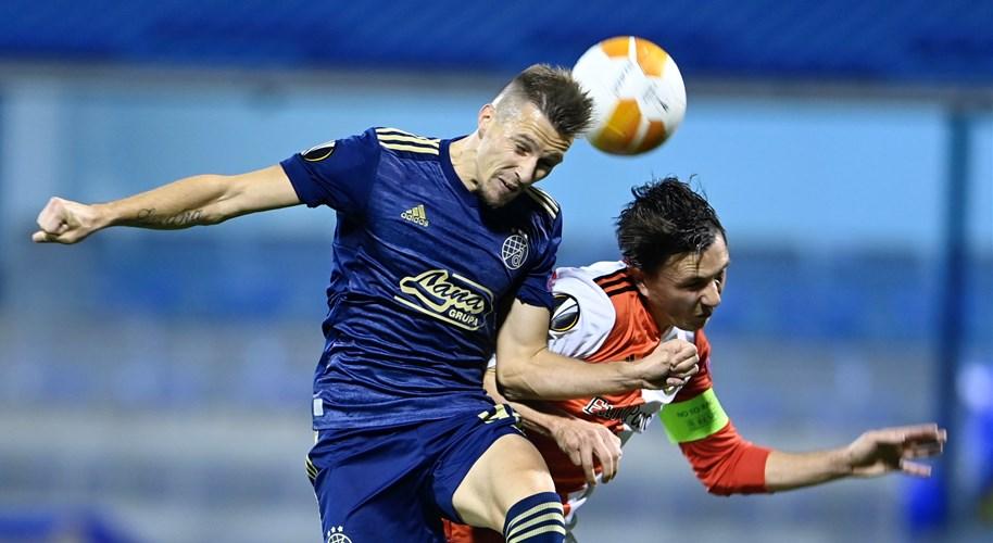 Dinamo donio vrijedan bod iz Moskve, Rijeka poražena u Alkmaaru