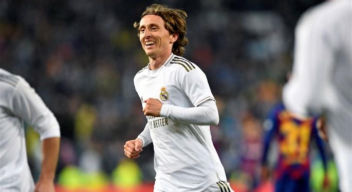 Luka Modrić zapečatio slavlje Real Madrida u El Clasicu