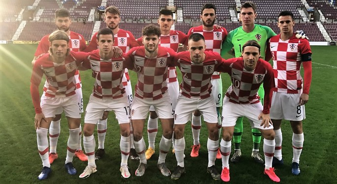Video: Hrvatska U-21 iz Škotske donijela bod
