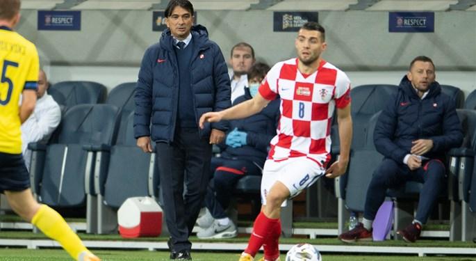 """Dalić: """"Čestitke Mateu na trofeju koji će mu biti inspiracija za EURO"""""""