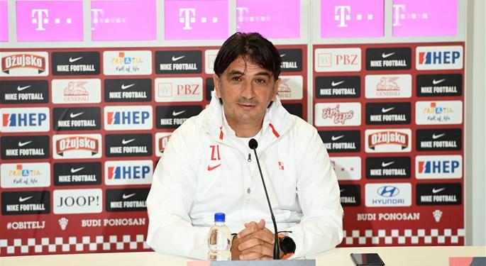 Dalić odabrao igrače za početak Europskih kvalifikacija za SP 2022.