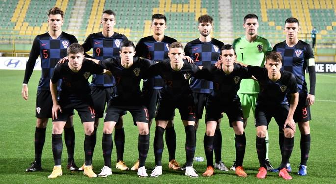 Hrvatska U-21 osigurala mjesto na Europskom prvenstvu!