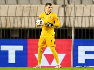 Dominik Livaković ponovno u momčadi kola Europske lige