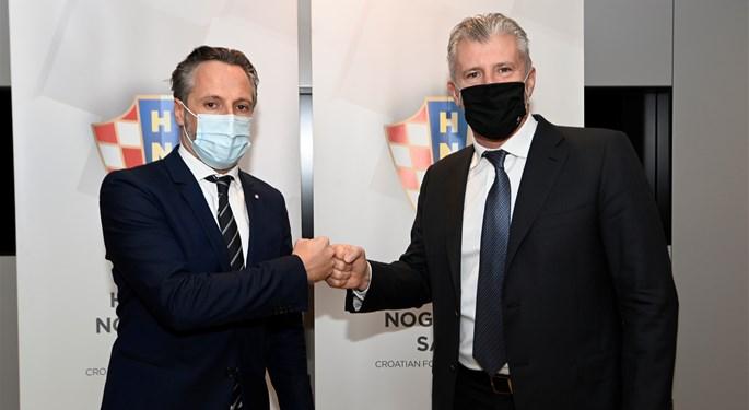 Šuker ugostio Jakobušića