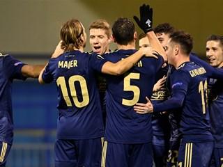Dinamo i Rijeka pobjedama zaključili europsku jesen!