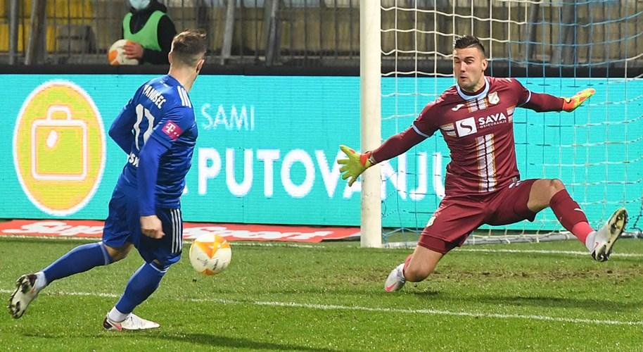 Video: Rijeka i Dinamo podijelili bodove, Lokomotiva preokrenula protiv Slavena
