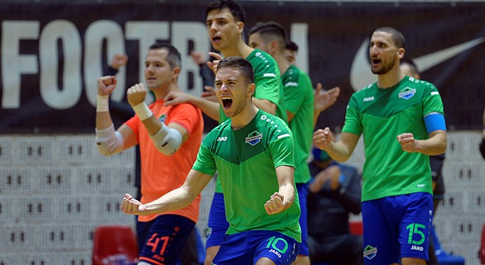 Video: Olmissum i Vrgorac izborili mjesto u finalu Kupa