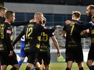 Video: Osijek uvjerljiv kod Lokomotive, Teklić donio pobjedu Hajduku u Šibeniku