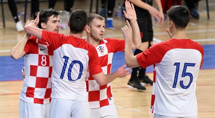 Video: Hrvatska slomila otpor Albanije, uspješno otvorila nove kvalifikacije