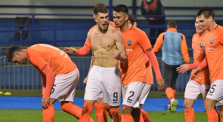 Video: Šibenik slavio kod Dinama, Lokomotiva kod Hajduka