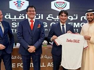 Video: HNS potpisao sporazum o suradnji s NS UAE