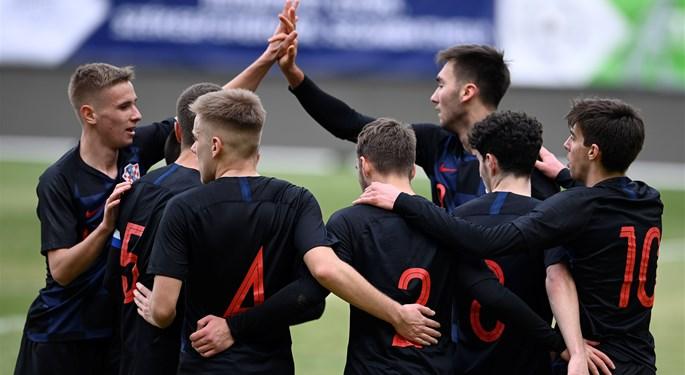 Hrvatska U-19 remizirala u prijateljskom ispitu u Mađarskoj