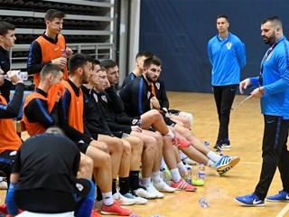 """Maretić: """"Čeka nas još jedna neizvjesna utakmica"""""""