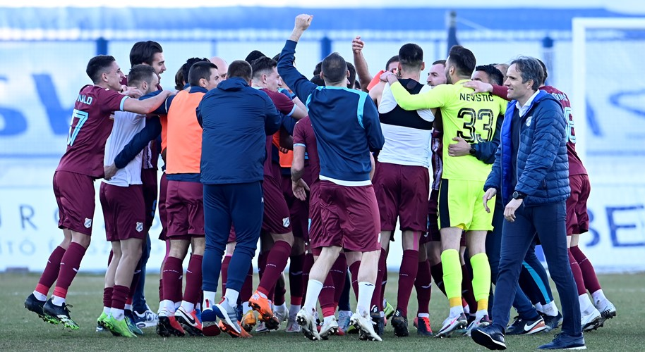 Video: Rijeka i Dinamo prvi osigurali polufinale Kupa