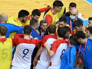 Hrvatska futsal reprezentacija u prvoj jakosnoj skupini
