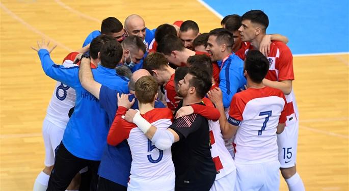 Video: Hrvatska preokretom u zadnjih pet minuta pobijedila i Ukrajinu